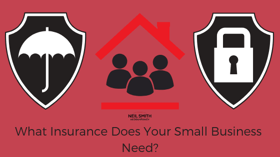 Small business insurance Neil Smith Accountancy