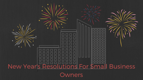 New Years Resolutions For Small Business Owners Neil Smith Accountancy