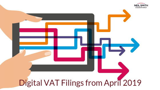 MTD Digital VAT Returns Neil Smith Accountancy