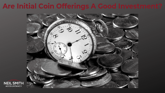ICO Initial coin offering investment may bring high returns