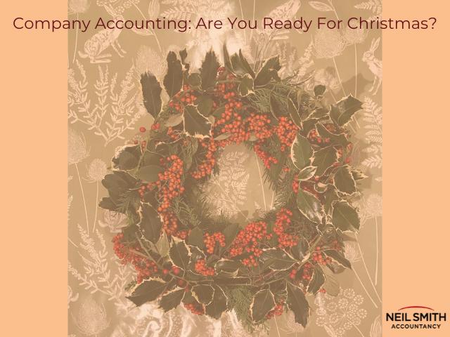 Christmas Wreath Company Accounting Neil Smith