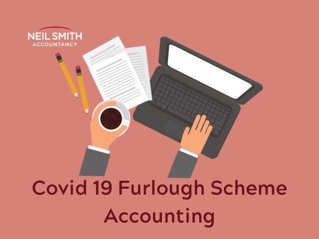 Accounting for the Coronavirus Job Retention Scheme