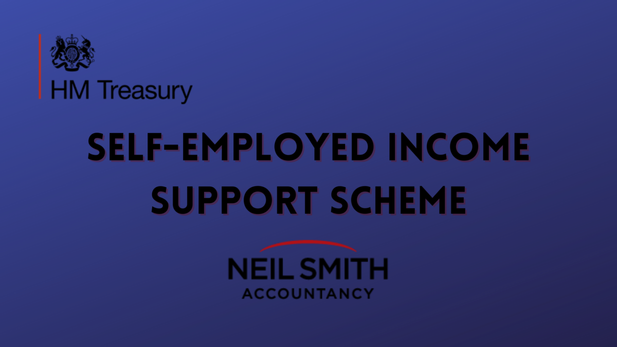 Government SEISS Neil Smith Accountancy